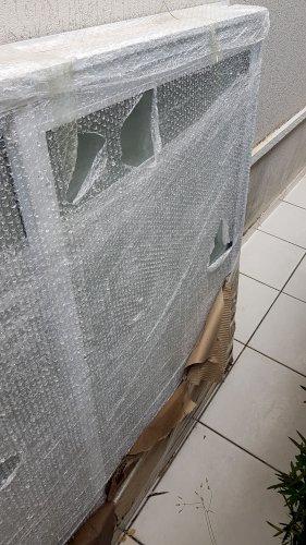 Janela Acústica Alumínio Vidro Duplo Anti Ruído